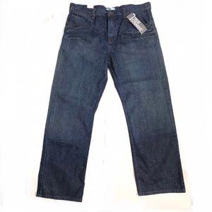 Levi's Jeans Size 40x32 Silver Tab True Straight